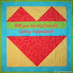 Secret Quilty Valentine