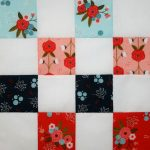 """Happiness is Quilting"" Block #2"