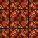 Invite a Moose to Christmas Lap Quilt