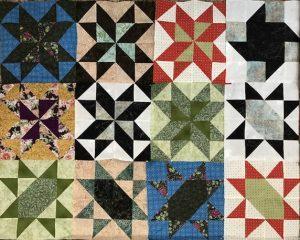 """Maidstone Quilting Squares"" Quilt Guild from Maidstone, Saskatchewan, Canada - Month #2"