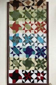"""Maidstone Quilting Squares"" Quilt Guild from Maidstone, Saskatchewan, Canada - Month #3"
