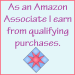 BOMquilts Amazon Associates Disclaimer