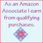 BOMquilts Amazon Associates Disclaimer
