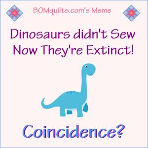 BOMquilts.com's Meme: Coincidence?!