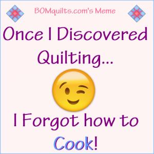 BOMquilt's Meme: I forgot something!