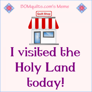 BOMquilt's Meme: You may not agree with my religion of choice. But I bet that you have a similar religion of your own!