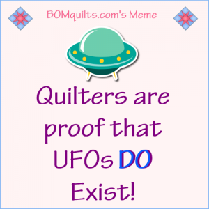 BOMquilt's Meme: Proof is all that's necessary!
