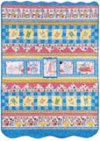 """The Beauty Shop"" by Red Rooster Studios for Red Rooster Fabrics"