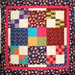 Georgia Sunshine 6-Month BOM Original Design from BOMquilts.com