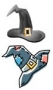 Witch Hat Clip-Art