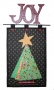 Joy Over the Christmas Tree designed by TK Harrison of Quiltalcious.com
