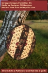 Scrappy Snappy Potholder #6 from BOMquilts.com